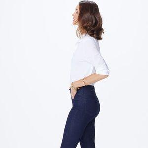 NYDJ Barbara Bootcut Jeans; Medium Wash